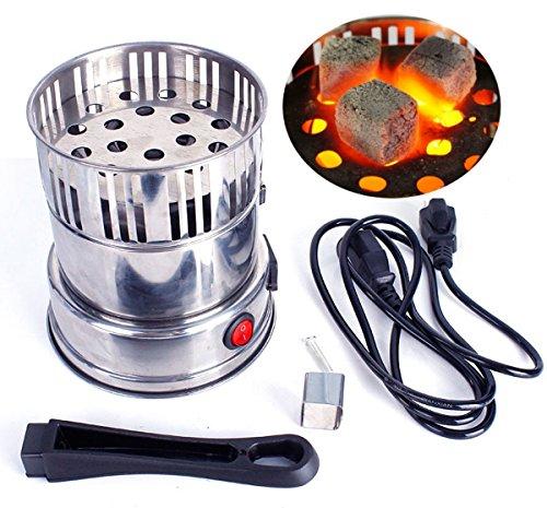 Elektrischer Shisha-Kohleanzünder 600W STAR-LINE® Shishakohle Shisha Kohle Brenner NEU