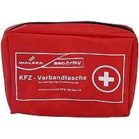 Walser 44155 KFZ Verbandstasche gemäss KFG 102 Abs. 10, 200 x 140 x 65 mm, rot preisvergleich bei billige-tabletten.eu