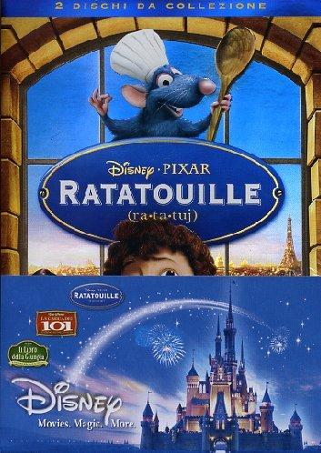 Ratatouille + La carica dei 101+ Il libro della giungla [6 DVDs] [IT Import]