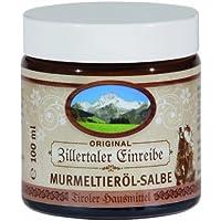 Zillertaler Einreibe Murmeltieröl-Salbe, 1er Pack (1 x 100 ml) preisvergleich bei billige-tabletten.eu