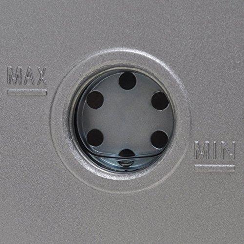 vidaXL Pompe À Vide Simple Étage 50 L / Minpas cher