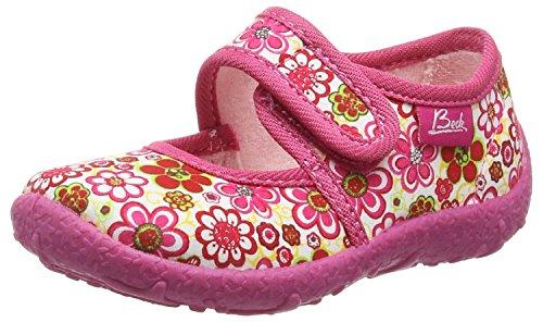 beck-summer-chaussons-bas-pour-la-maison-doublure-froide-fille-rose-pink-06-29