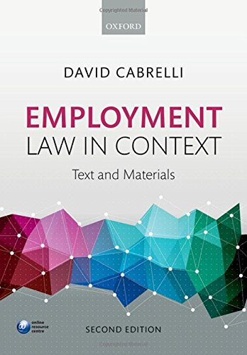 employment-law-in-context-text-and-materials