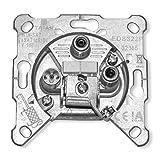 Hirschmann Sat Twindose 3-loch EDS 322 F, 1, 2 dB