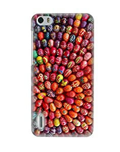 PickPattern Back Cover for Huawei Honor 6