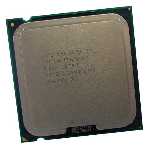 Procesador CPU Intel Pentium Dual Core E65002.933GHz