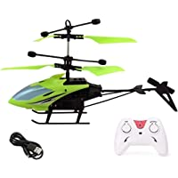 VE Flight Exceed Induction Radio RC Remote Control Chargeable Helicopter Toy for Kids | Boys ( Multicolor) Random Colour