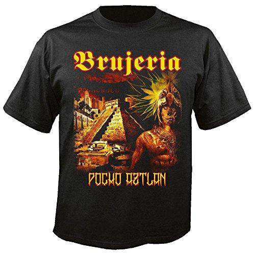 BRUJERIA - Pocho Aztlan - T-Shirt