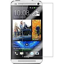 Zooky® Premium Protector de pantalla de cristal templado para HTC One M7
