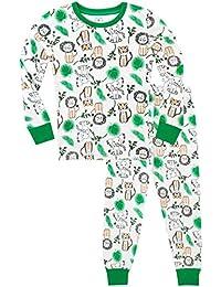 Harry Bear Pijamas para niños Rey de la Selva Ajuste Ceñido