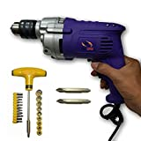 #6: Tools Centre Unique 13mm Electric Combo Drill Machine With Speed Control & Reverse/Forward Facility.