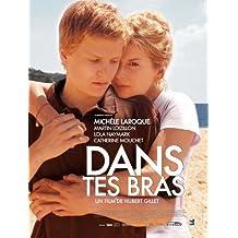 Póster de película French sujetador Dans tes 27 x 40 en - 69 cm x 102