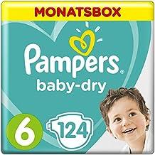 Pampers Baby Dry Größe 3 Midi 4-9kg Jumbo Plus Pack 1 x 120 Windeln