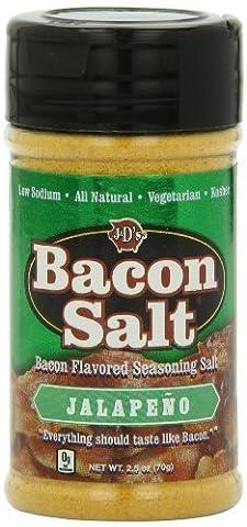 J&D's Jalapeno Bacon Salt (70g)
