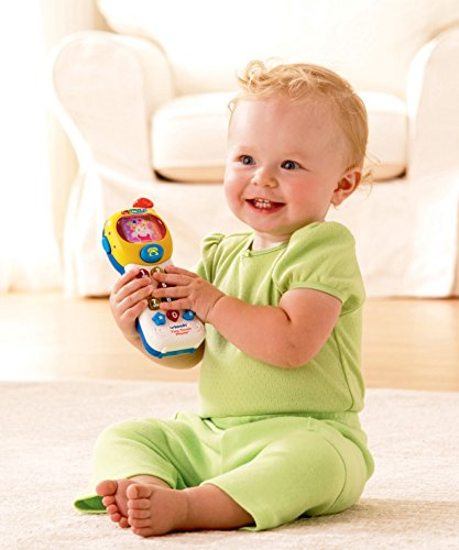 Image of VTech Tiny Touch Phone