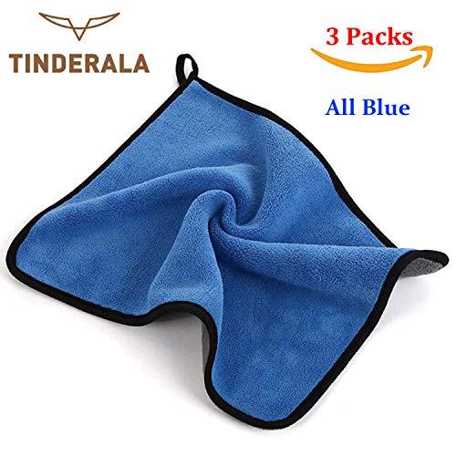Auto-Panni-in-Microfibra-TINDERALA-1200-GSM-Asciugatura-Panno-Doppio-Strato-Ultra-Thick-per-Lucidatura-Ceretta-Asciugatura-Pulizia-Panno-e-Auto-Asciugamano