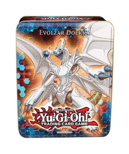 Konami - JCCYGO181 - Jeu de Société - Yu - Gi - Oh JCC - 2012 Collector Tin - Vague - Evolzar Dolkka