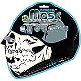 Máscara cortavientos neopreno–Oxford–Imprimé esqueleto