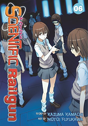 A Certain Scientific Railgun: Volume 6 Cover Image