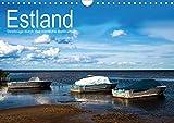 Estland - Streifzüge durch das nördliche Baltikum (Wandkalender 2020 DIN A4 quer): Bilder einer Reise zu den beeindruckenden Kulturstätten und ... (Monatskalender, 14 Seiten ) (CALVENDO Orte) -