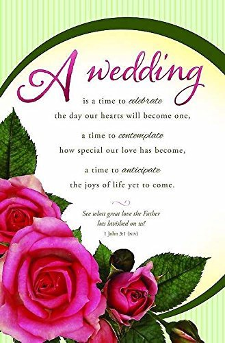 warner-press-30160x-bulletin-w-wedding-is-a-time-to-celebrate-by-warner-press