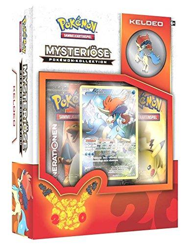 Pokémon Cards Mysteriöse Keldeo Kollektion (Pokemon Generation)