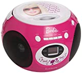 Lexibook Barbie Stereo Radio & CD-Player pink