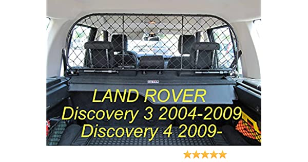 Hundenetz Hundegitter Trenngitter Trennnetz für Land Rover Discovery 3 und 4