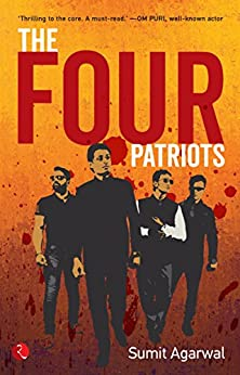 The Four Patriots by [Agarwal, Sumit]