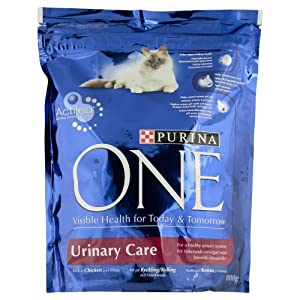 Purina One Urinary Care Chicken and Wheat 800 g (Pack of 4)