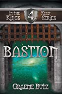This is a series of seven fantasy adventure books written for middle school (c. 10-14 year old) children, although many older teens have been engrossed by the stories, and especially the brainfood they supply.   Kings Keep i...