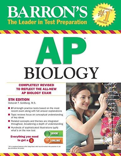 Barron's AP Biology (Ap Biology Test Prep)