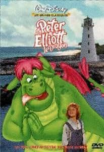 Peter & elliott le dragon [VHS]: Walt Disney: Amazon.fr: Vidéo