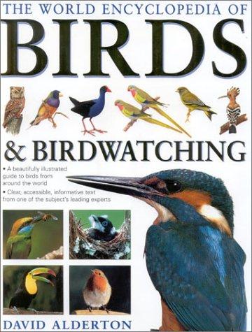 The World Encyclopedia of Birds & Birdwatching