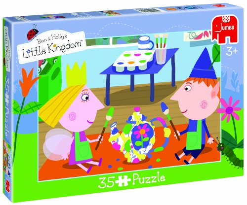Ben And Holly's Little Kingdom Jigsaw Puzzle