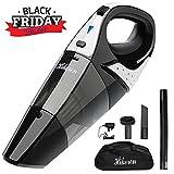 Best Handheld Vacuums - Hikeren Rechargeable Cordless Handheld Vacuum Dual Purpose, Lightweight Review
