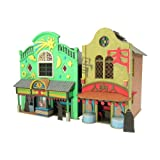 [Miniatuart] Limited Edition `Spirited Away` Strange Town 1 (Unassembled Kit) (japan import)