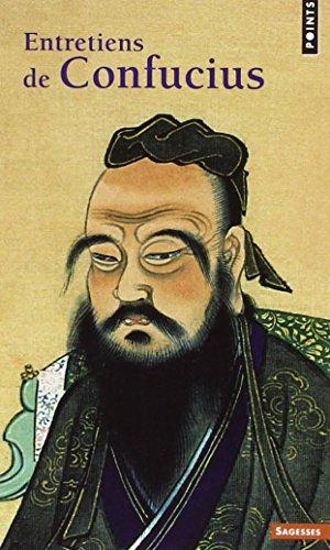 Entretiens de Confucius par Confucius