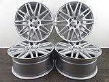4 Alufelgen Z Design Wheels Z001 18 Zoll passend für Audi A3 S3 8V ASA5 A6 4G F2 A7 A8 F8 Q2 Q3 Q5 TT NEU
