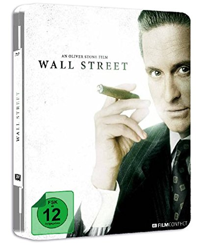 Wall Street (Steel Edition) [Blu-ray]