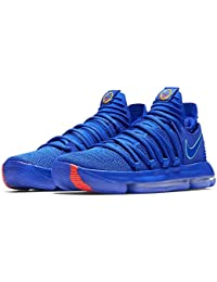 free shipping f0a21 7f844 Nike Men s Zoom KD 10 Basketball Shoe (9 D(M) US, Racer