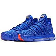 free shipping 58bd3 9d994 Nike Men s Zoom KD 10 Basketball Shoe (9 D(M) US, Racer