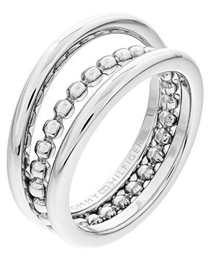 Tommy Hilfiger Damenring Ringgröße 54/17,2 2701101C