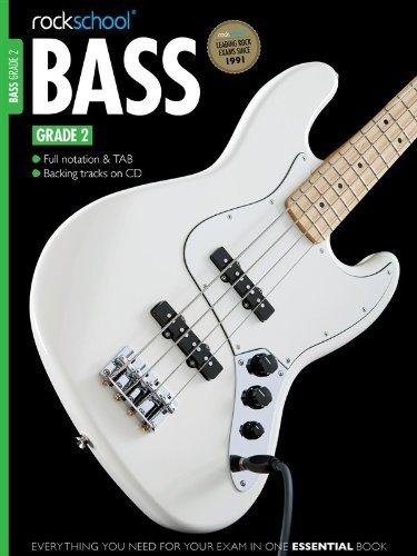 Rockschool Bass   Grade 2 (2012 2018) by Various (3 May 2012) Paperback