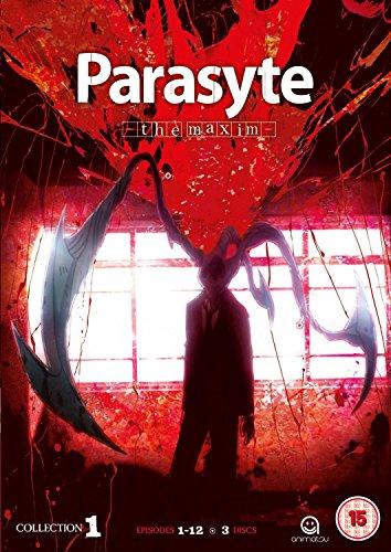 Parasyte The Maxim Collection 1 (Episodes 1-12) [DVD]...