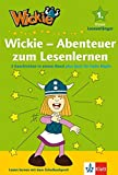 Wickie - Abenteuer zum Lesenlernen: 3 Geschichten in einem Band (plus Quiz für helle Köpfe) (Lesen lernen mit Wickie und die starken Männer)