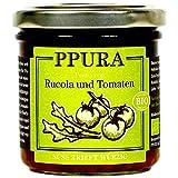 PPURA Bio Rucola und Tomaten Pesto (1 x 140 gr)