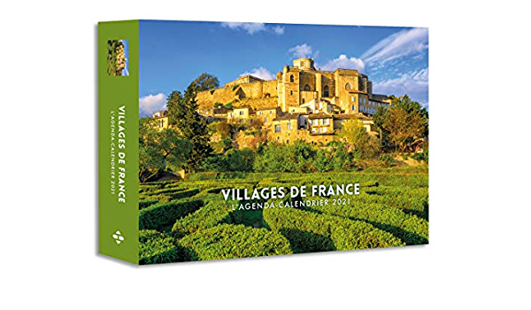 Amazon.fr   L'Agenda calendrier Villages de France 2021
