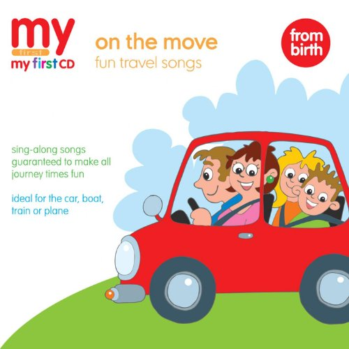 My First CD - On The Move