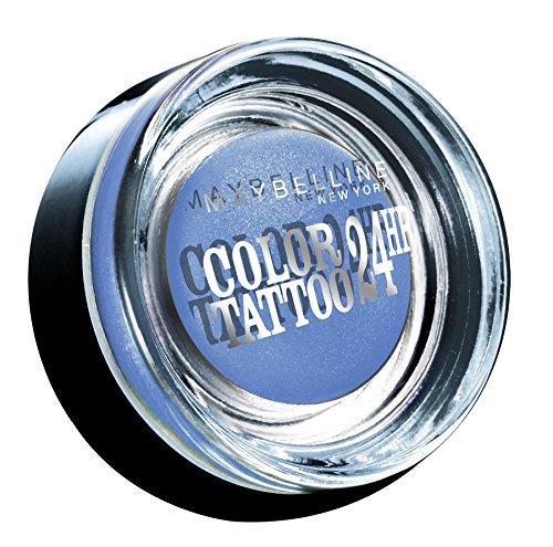 Maybelline Eyestudio Color Tattoo 24H Creme-Gel-Lidschatten Nr. 87 Mauve Crush, leuchtende Farbe...